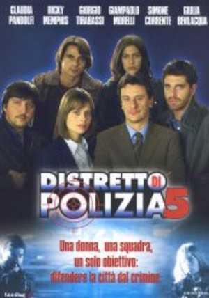 tv fiction, casting a cura di studio emme, agente sergio martinelli, serie tv distretto di polizia